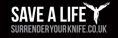 Surrender your knife
