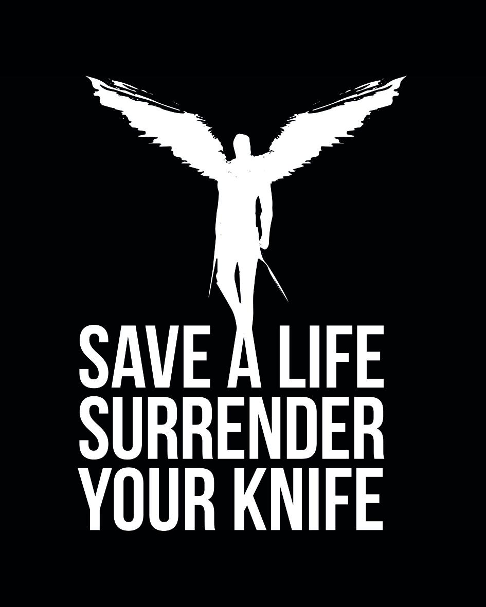 save a life logo