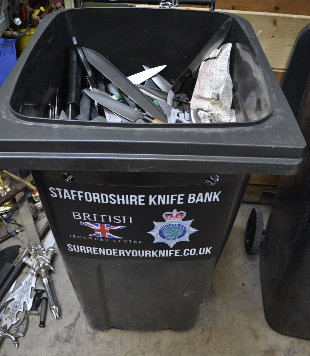 Staffordshire Knife Amnesty